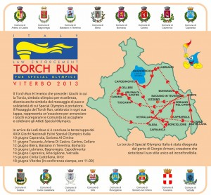 Torch Run Viterbo(1)
