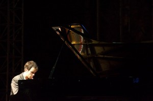 Tommaso Carlini al pianoforte