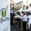 Lo Slow Food Village aperto in concomitanza con Caffeina