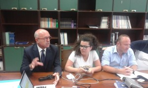 L'intervento del professor Claudio Margottini in commissione cultura