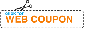 Un coupon web