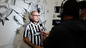 Paolo Cannone, presidente dello Juventus Club, intervistato da Juventus Channel